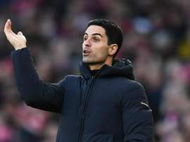 Gunners gave two points away - Arteta. GOAL
