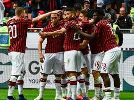 Milan ok col Frosinone: rossoneri in Europa con 90' d'anticipo