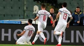 Calhanoglu stende la Viola. Goal