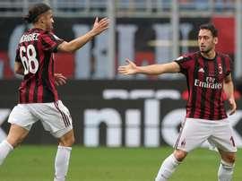 Milan se qualifie pour la Ligue Europa. Goal