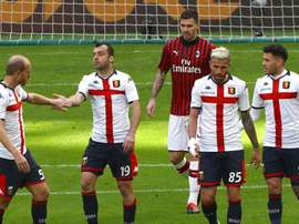 Il Genoa vince a San Siro. Goal