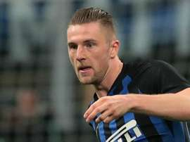 Milan Skriniar has signed on for Inter. GOAL