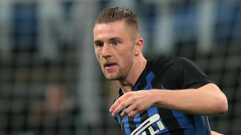 Milan Skriniar has signed on for Inter. GOAL