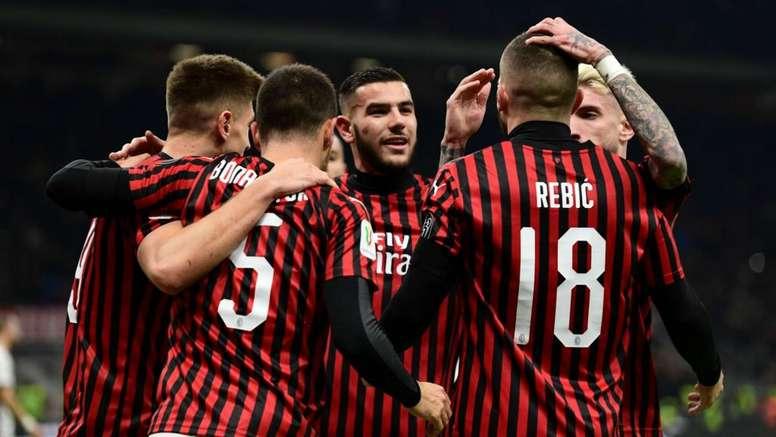 Milan in semifinale di Coppa Italia. Goal