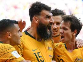 Austrália surpreende sem Cahill.Goal