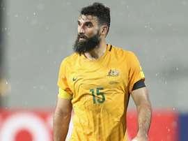 Jedinak named for Socceroos' Honduras play-off