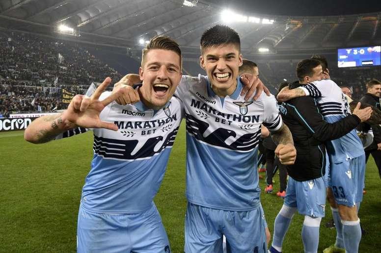Milinkovic-Savic et la Lazio remportent la Coupe d'Italie. Goal