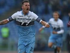 Le formazioni ufficiali di Siviglia-Lazio. Goal