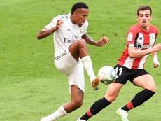 Militão confia em poder do Real Madrid contra o City. EFE