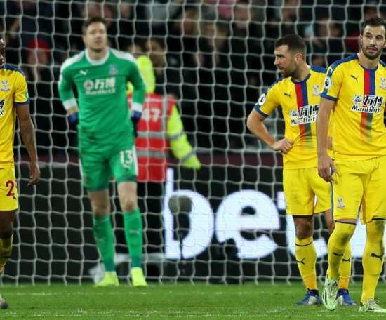 Milivojevic slammed his side's collapse at the hands of West Ham. GOAL