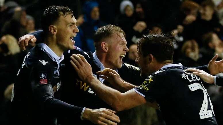 Millwall a créé la surprise. Goal