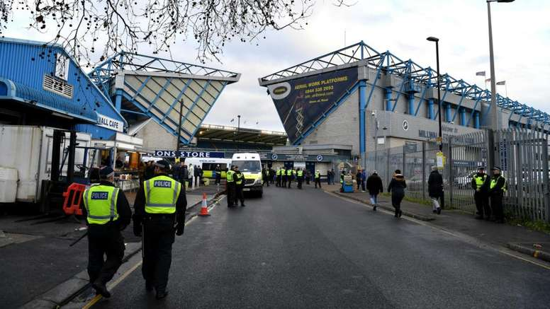 Millwall says bans will be put in place for any guilty individuals. GOAL