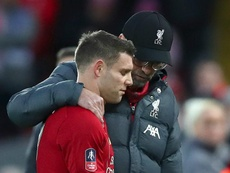 Milner injury 'does not look good' - Klopp. Goal