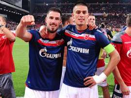 Degenek is hoping Red Star can make a splash on their return to the CL. GOAL