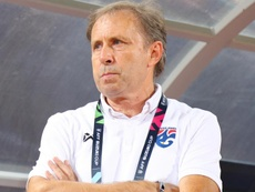 Thailand sack Rajevac after India loss at Asian Cup.