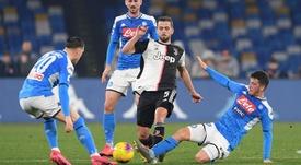Juventus, Pjanic non preoccupa: possibile il recupero per la Fiorentina. Goal