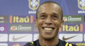 Miranda será o capitão do Brasil em mais um jogo decisivo da Copa do Mundo. Goal