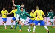O Brasil não tem enfrentado equipas europeias. Goal
