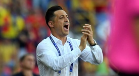 Romania promote Under-21 coach ahead of Euro 2020 play-off. GOAL