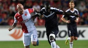 Bordeaux repart de Prague avec une défaite. Goal