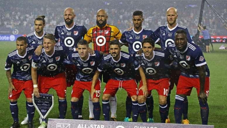 Liga MX XI to take on MLS in All-Star match. GOAL