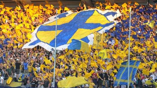 Des supporters du Modena. GOAL