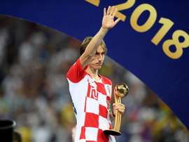 I'm very happy with what I have - Spalletti not desperate for Modric. Goal