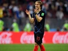 Kaka lauded the Croatia star. GOAL