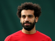 Salah on bench for Liverpool's visit to Crystal Palace. GOAL