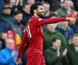 Jurgen Klopp has defended star man Salah. GOAL