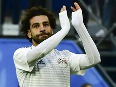 Salah donne la victoire aux siens. Goal