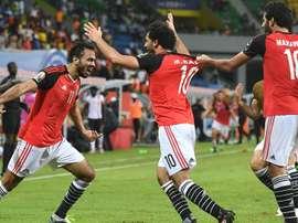 Salah et les siens iront en Russie. Goal