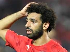 Salah dispensé du prochain match de l'Egypte. Goal