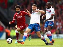 Salah não será punido pela FA