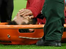 Salah não encara o Barcelona. Goal