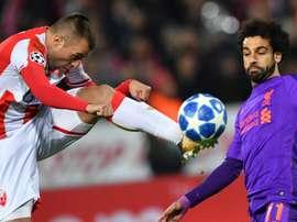 Il Liverpool cade a Belgrado. Goal