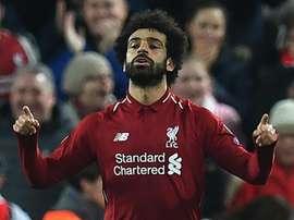 Mohamed Salah Liverpool. Goal