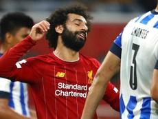 Liverpool não teve, contra o Monterrey, a intensidade de sempre. Goal