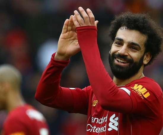 Salah milite pour le football féminin. Goal
