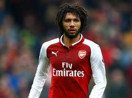 Elneny's red card for violent conduct against Southampton on Sunday has been rescinded. GOAL