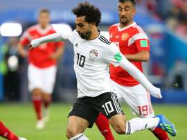 Mo Salah will be the main man for Egypt this summer. GOAL