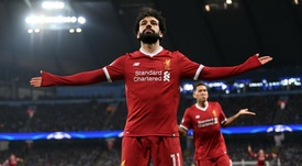 Salah retained the continental award. GOAL