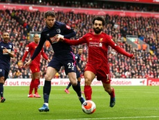 History-making Liverpool did not crumble where others would have. GOAL