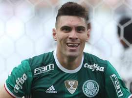 Moisés - Corinthians 0 x 2 Palmeiras 17092016