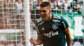 Moises Palmeiras Atletico-MG Brasileirao Serie A. Goal