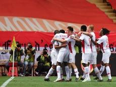 Monaco sort la tête de l'eau. Goal