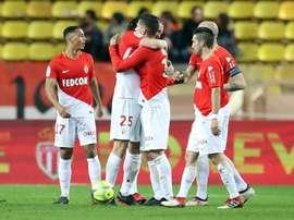 Monaco a pris l'ascendant à domicile. Goal