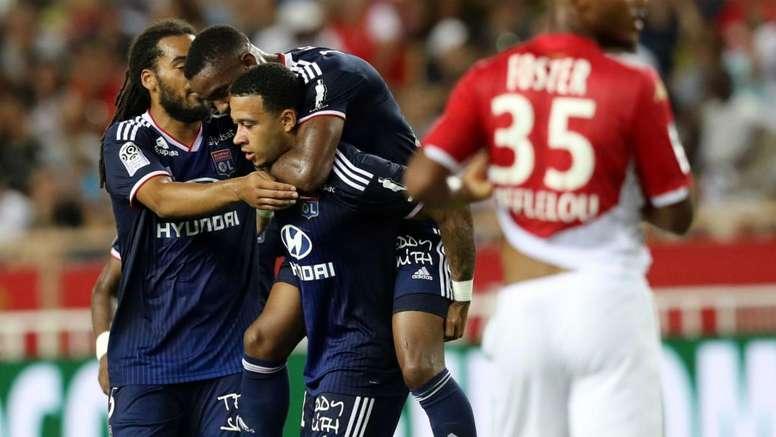 Monaco-Lione 0-3: la Ligue 1 inizia col botto