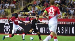 Monaco - Marseille en 16ème. Goal