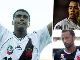 Romário 'sobrando': os maiores artilheiros do Vasco neste século. Goal